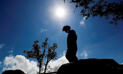 ambiente calor sequía cambio climático