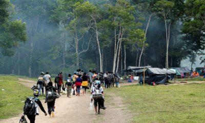 migración Haití