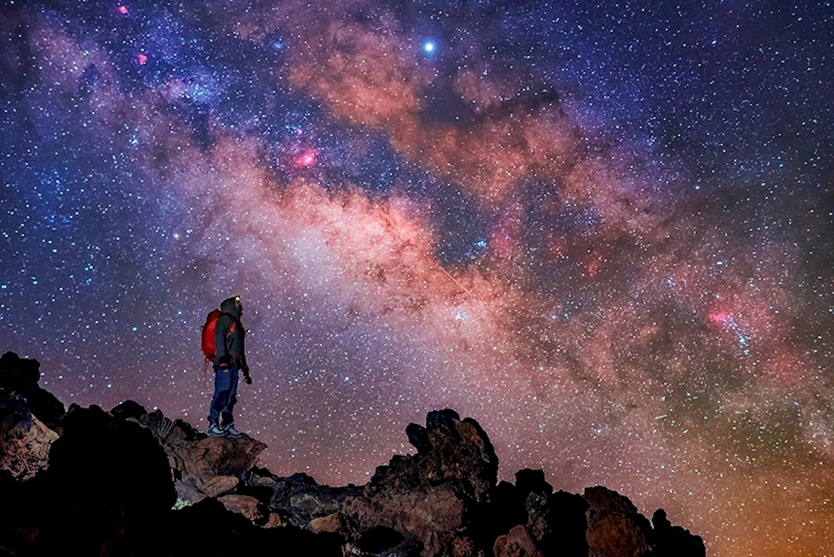 ambiente universo astronomía