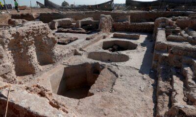 bodega arqueología Tierra Santa