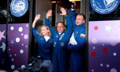 espacio Rusia película